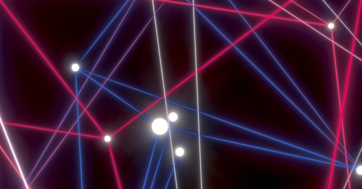 Moderna grafika povezanih atomov