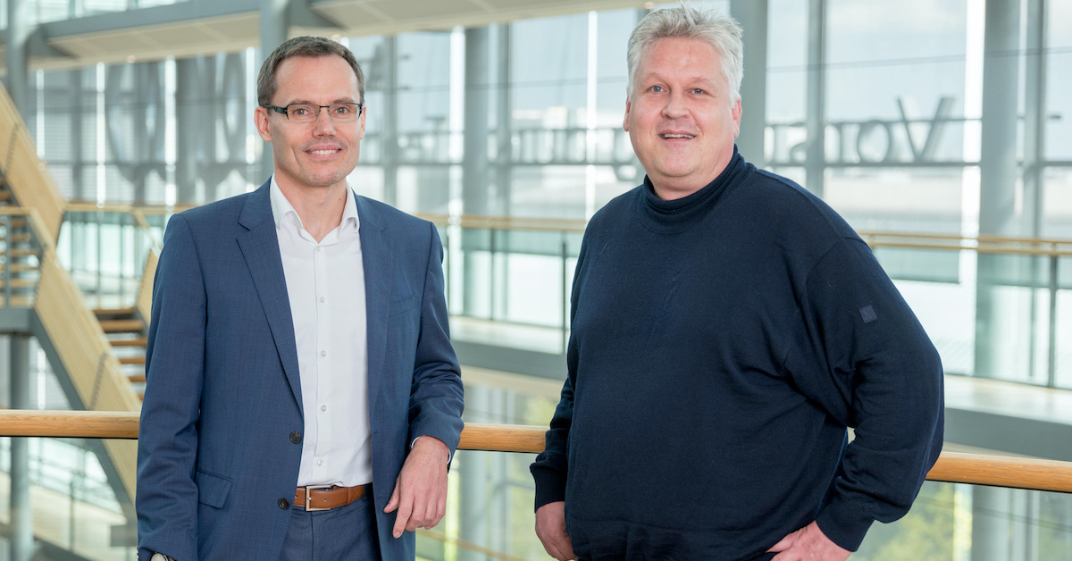 Sepp Hochreiter in Roland Pfänder