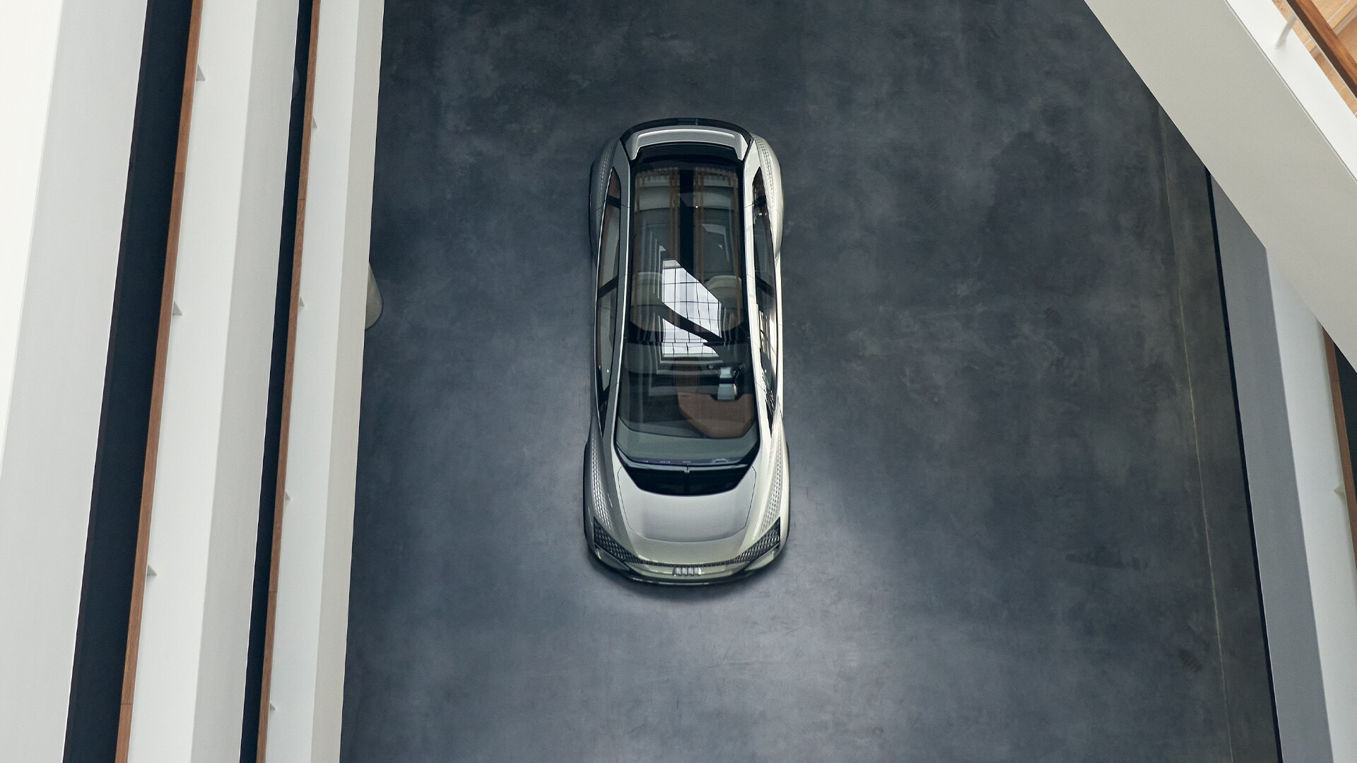 Audi AI:ME – steklena streha