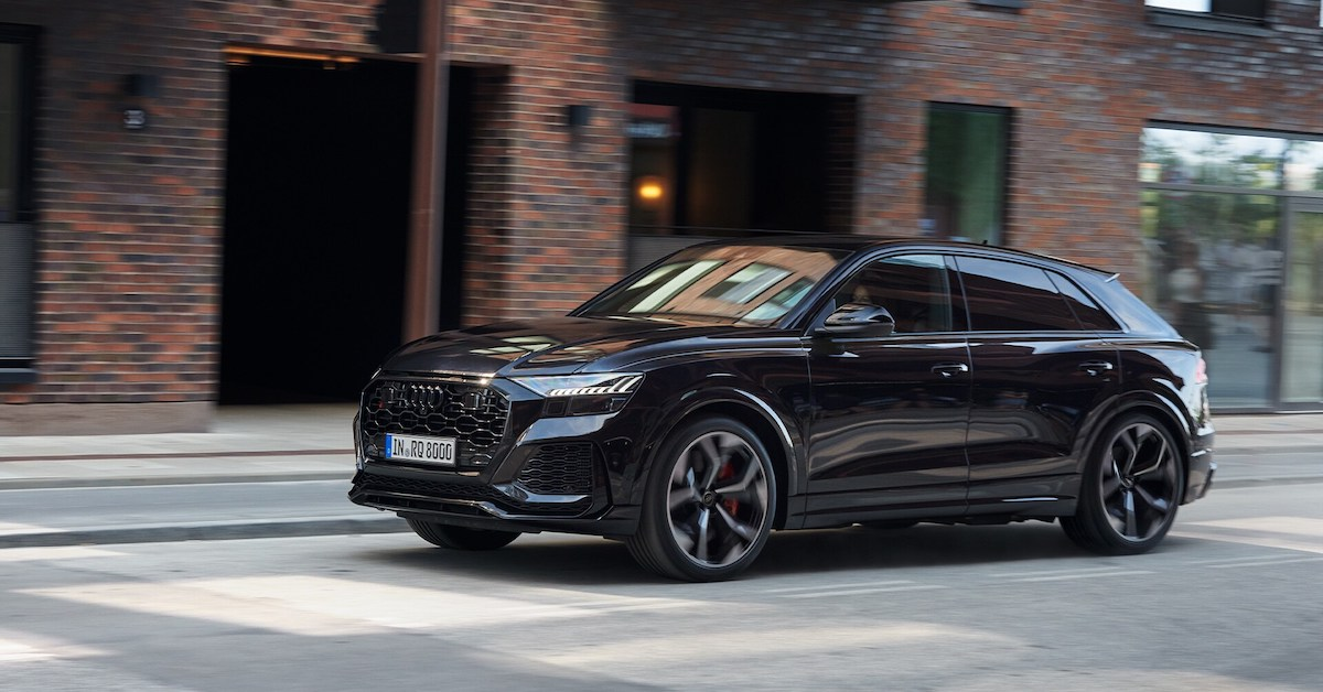 Audi RS Q8: zmogljivost na povsem novi ravni