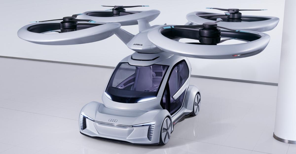 Audi Pop.Up Next koncept
