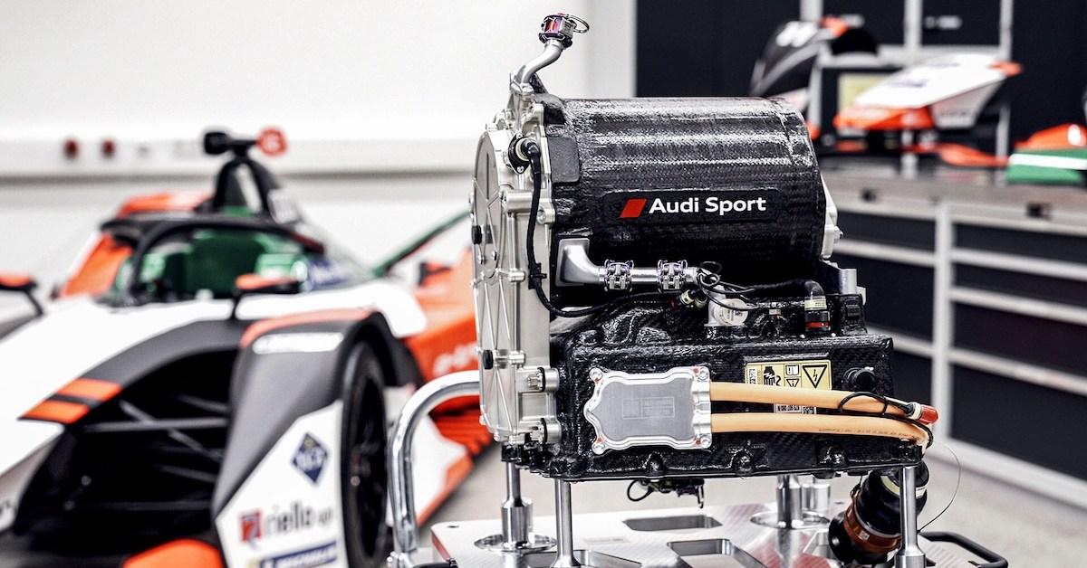 Audi Šport: Novo tehnično srce