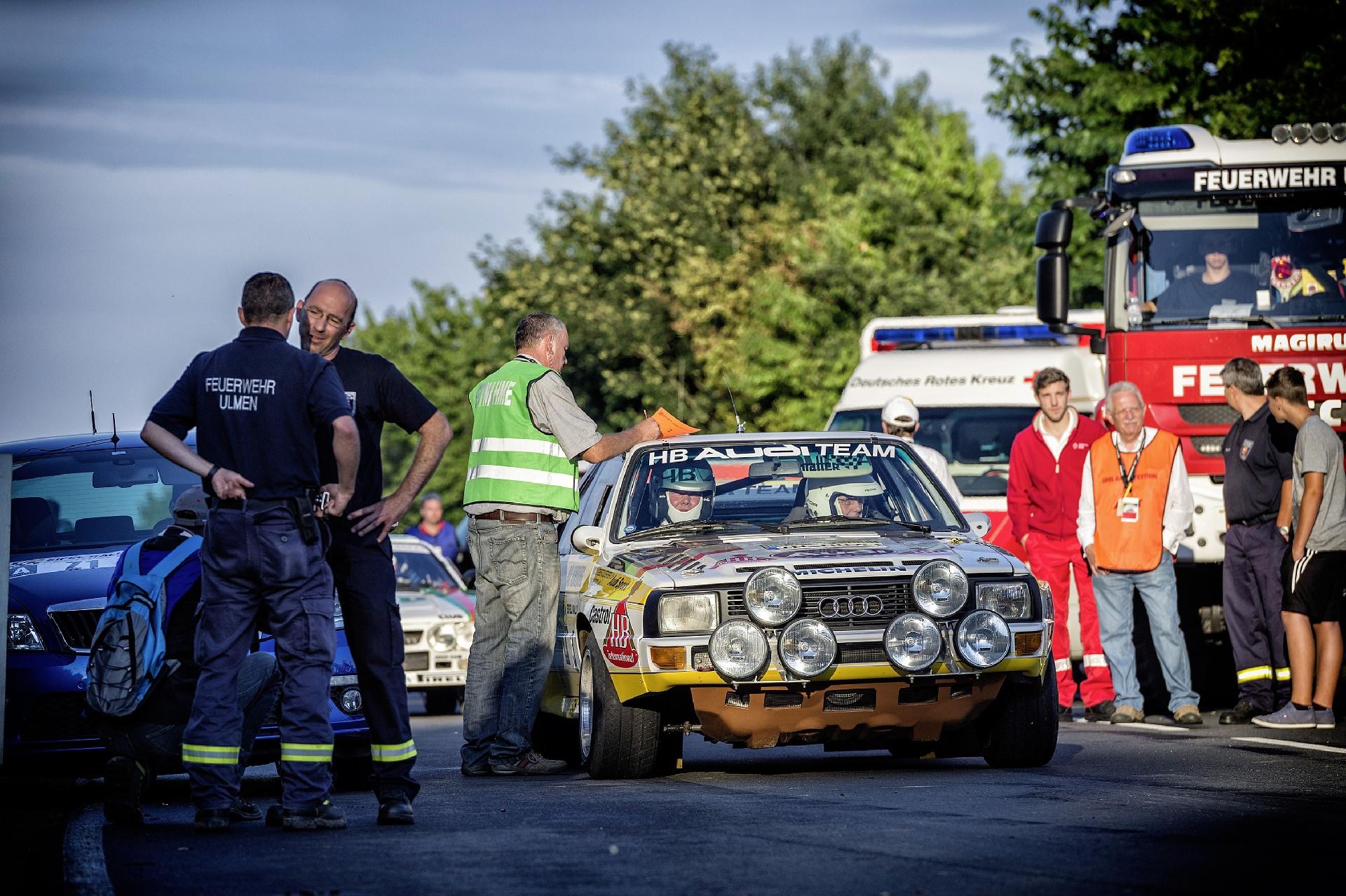 V petih letih, od 1981 do 1985, so vozniki AudijaquattroMichèleMouton,HannuMikkola,StigBlomqvistin WalterRöhrlna svetovnihrallyprvenstvih za Audi osvojili 23 tekem. Posledično je Audi narallyjihlahko praznoval premoč v štirikolesnem pogonu.