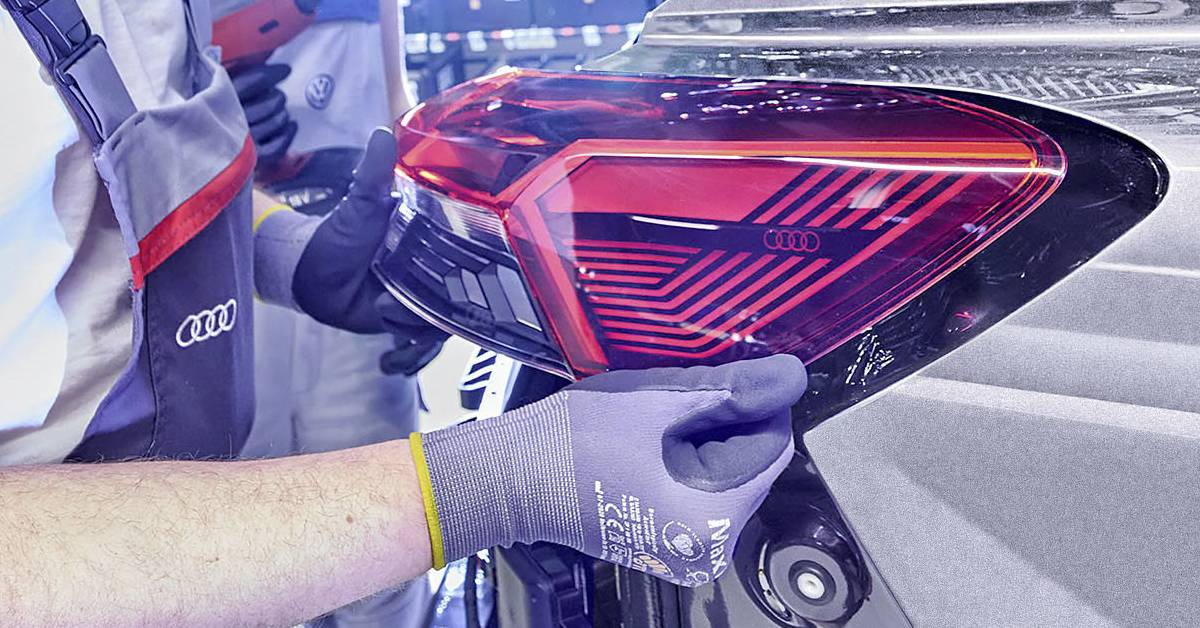 Začetek proizvodnje modela Audi Q4 e-tron