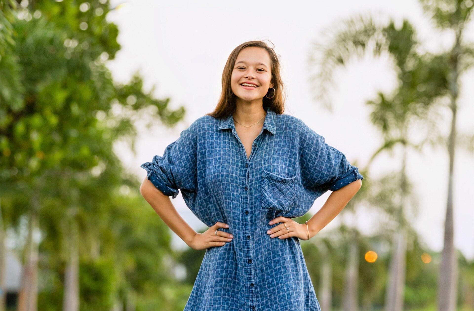 Aktivistka Melati Wijsen (20) je že pri 12 letih ustanovila pobudo Bye Bye Plastic Bags, ki si prizadeva za prepoved plastike za enkratno uporabo na otoku Bali. Njen najnovejši projekt YOUTHOPIA je globalna platforma, katere namen je opolnomočiti generacijo ustvarjalcev sprememb in jim predati orodja, ki jih potrebujejo za pozitivne spremembe.