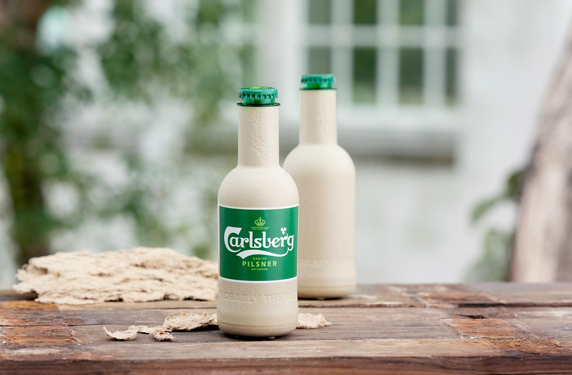 Vizija projekta Green Fibre Bottle je ponuditi prvo steklenico piva na naravni osnovi. Izdelana je iz naravnih lesnih vlaken iz certificiranih trajnostnih virov in jo je mogoče v celoti reciklirati.