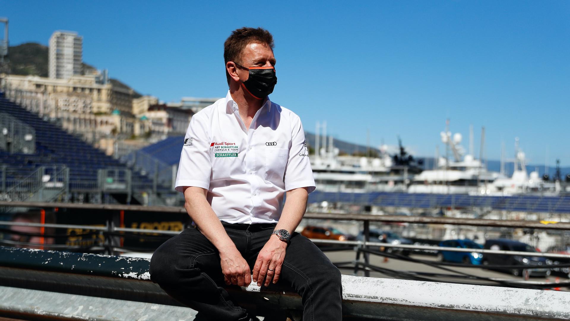 Allan McNish, Monaco E-Prix