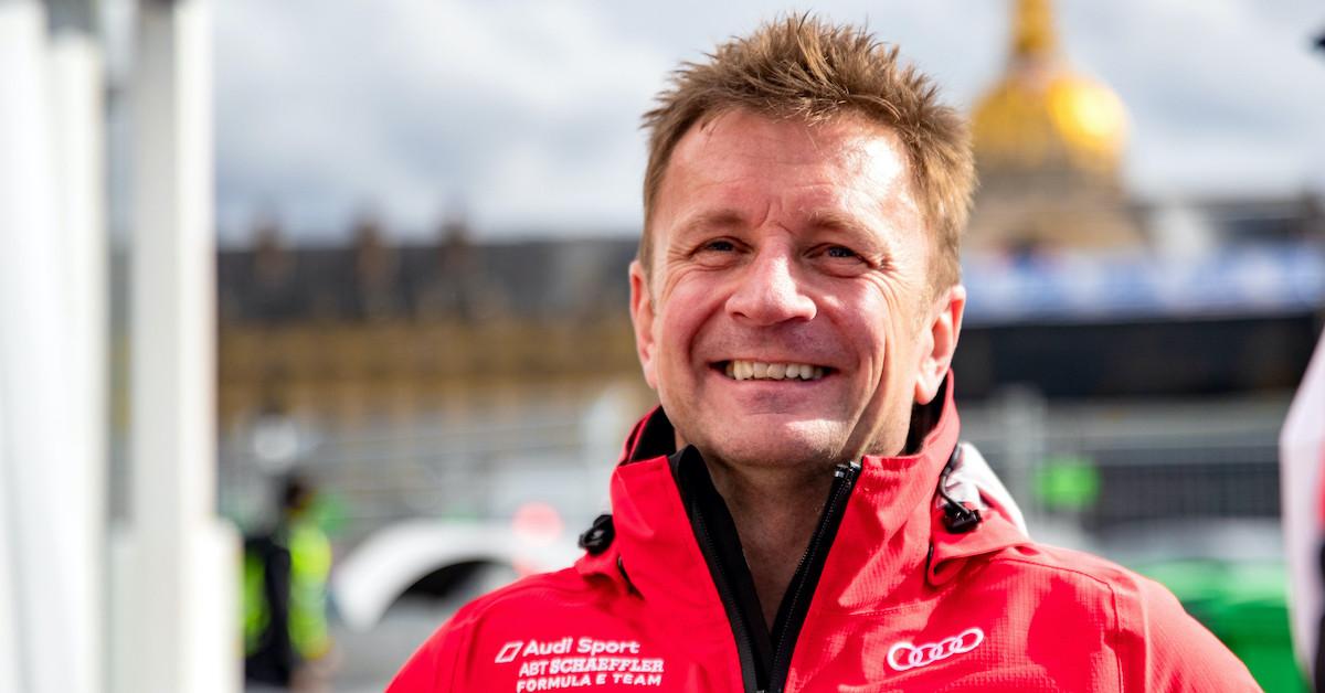 Allan McNish, Paris E-Prix