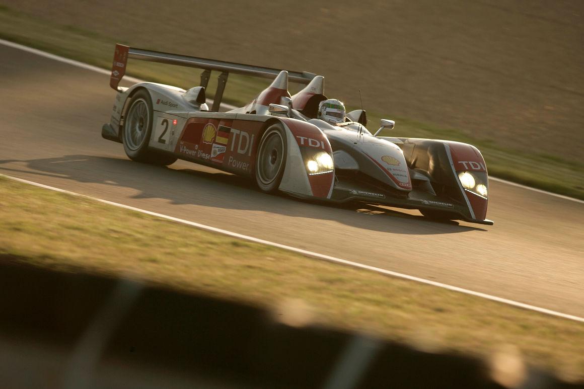 Allan McNish, 24h Le Mans 2007