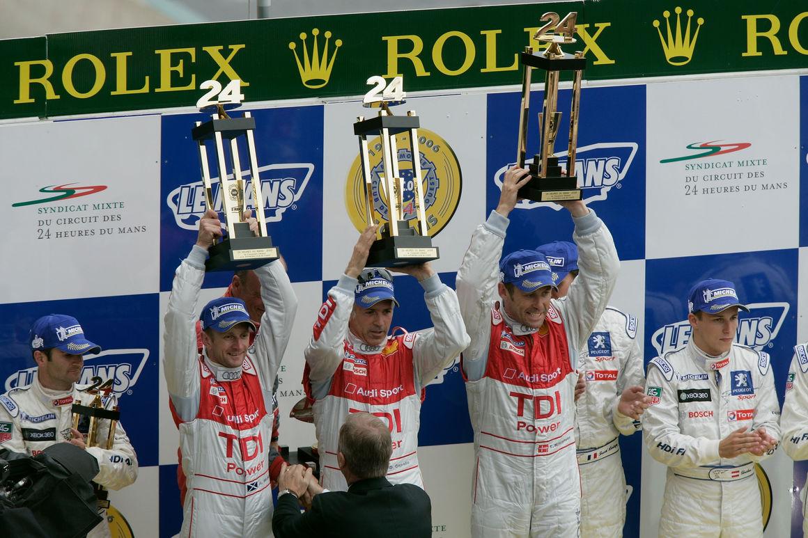 Allan McNish, 24h Le Mans 2008