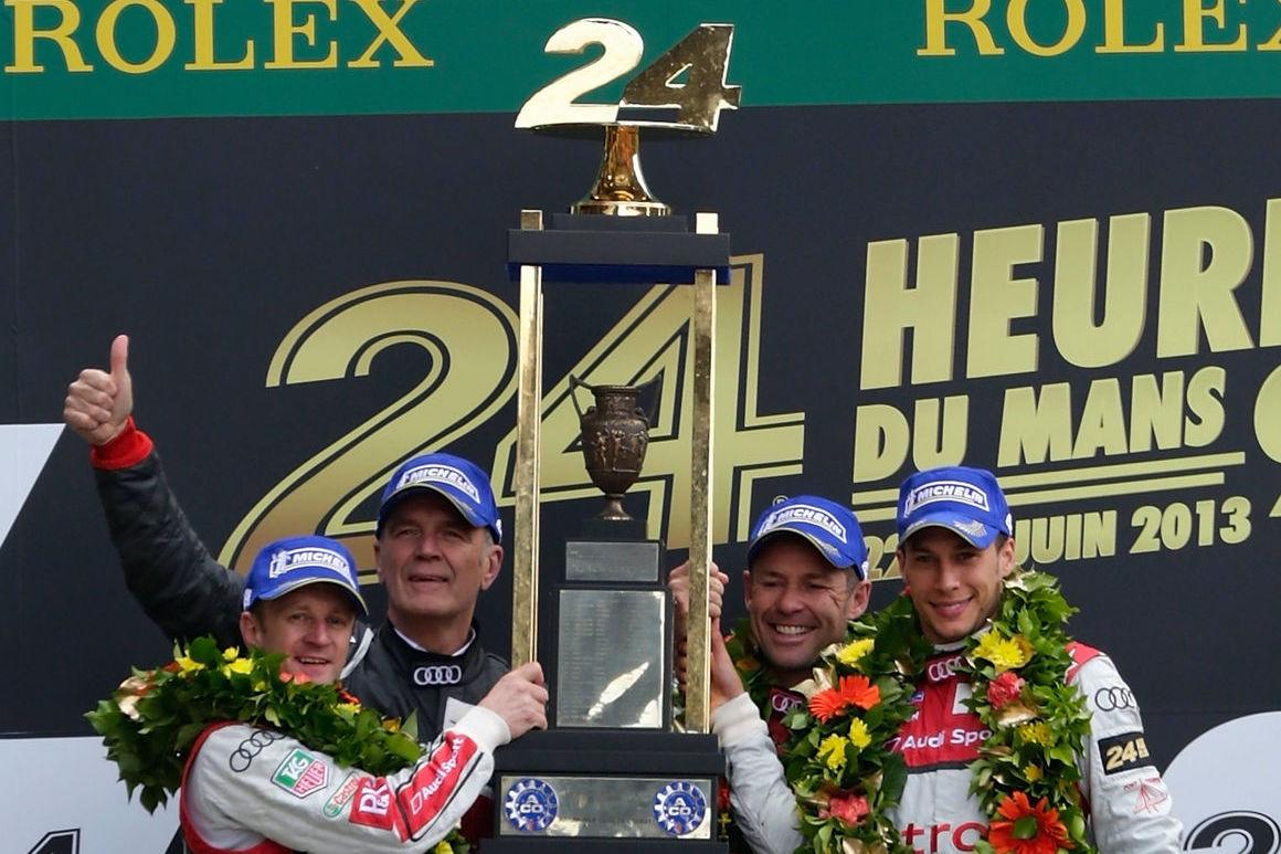 Allan McNish, 24h Le Mans 2013