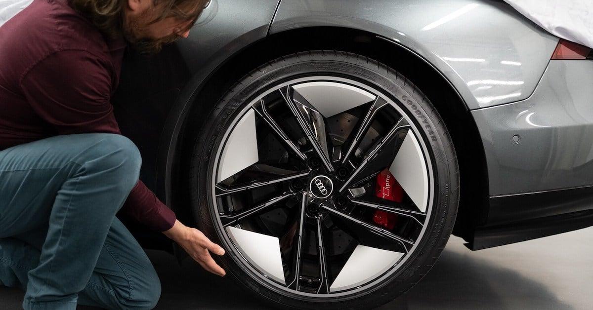 Audi, inovativno kolo