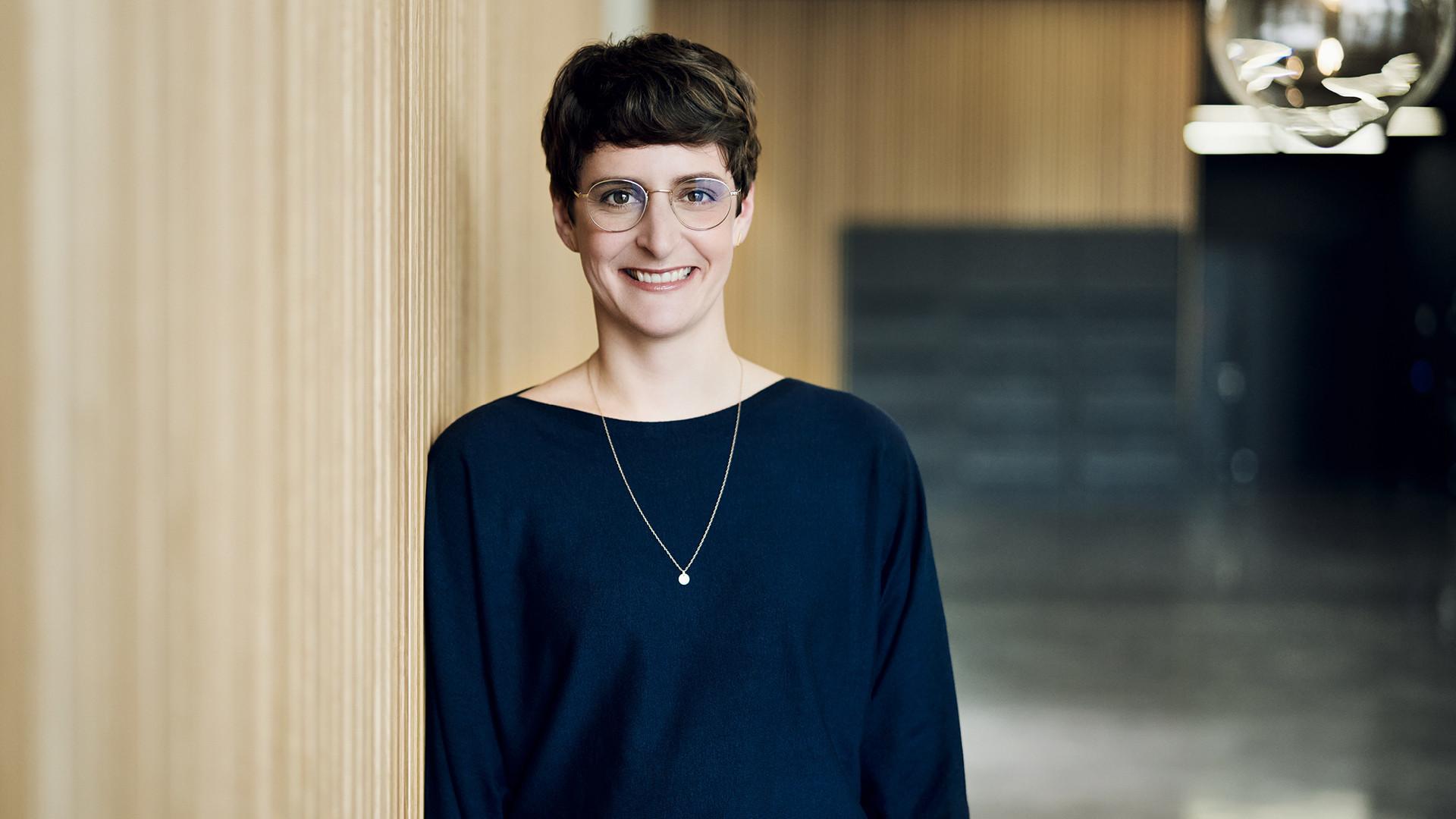 Dr. Johanna Klewitz, vodja ekipe za trajnostno upravljanje dobavne verige
