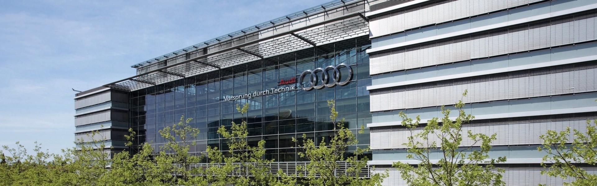 podjetje Audi