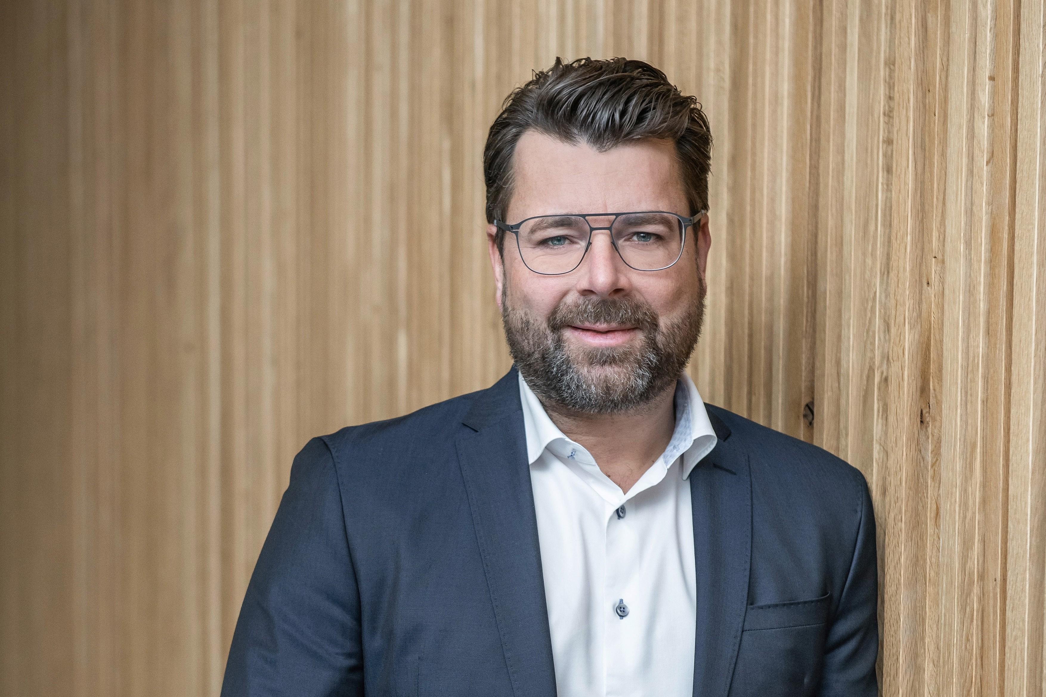 Oliver Hoffmann, član odbora za tehnični razvoj v Audi AG