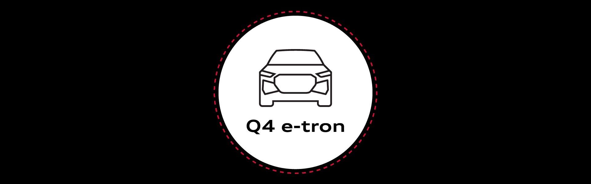 Štiri faze v življenjskem ciklu avtomobila Audi Q4 e-tron