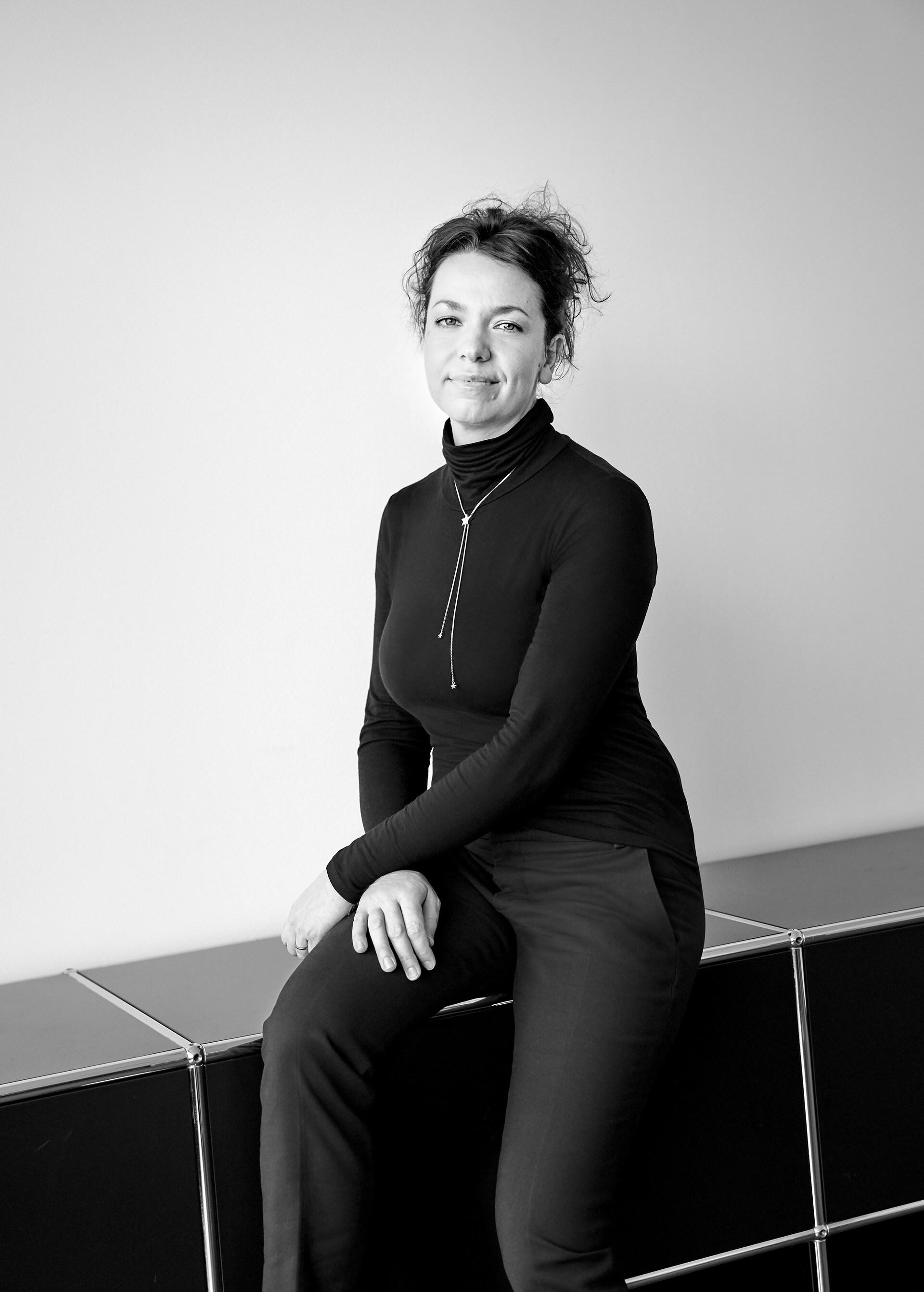 Tiziana Mauri, vodja serijskih projektov na oddelku Colour & Trim