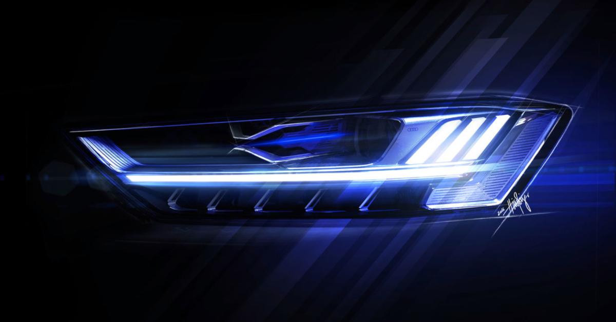 Audi - Nove razsežnosti tehnologije luči