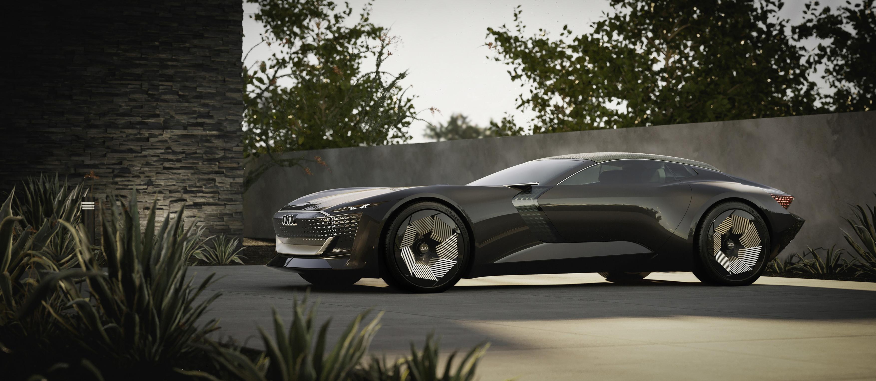 Audi koncept skysphere